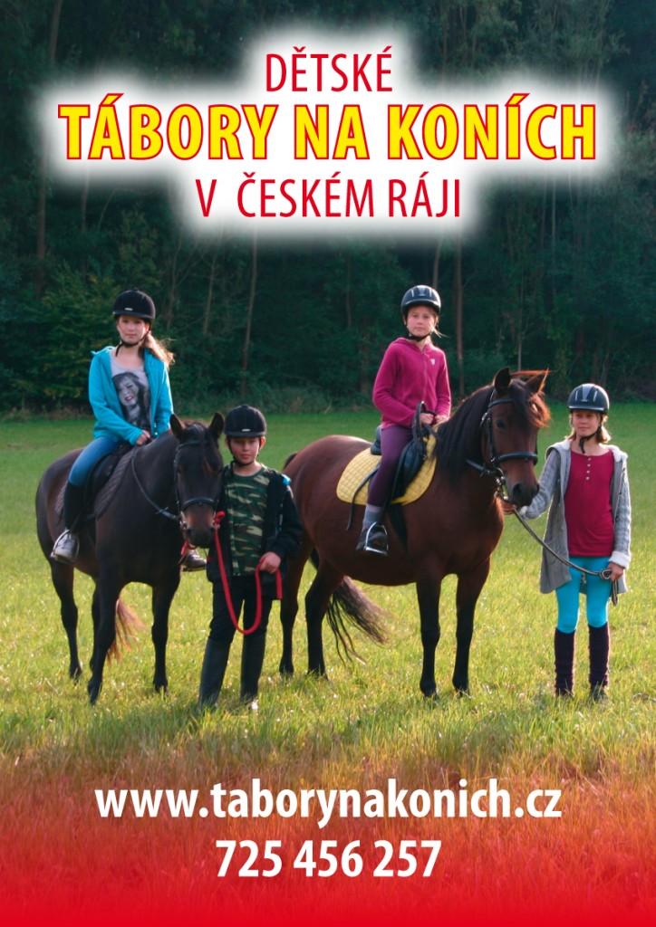 Tábory na koních_Český ráj_dětské tábory